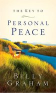 The Key to Personal Peace Paperback