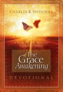 The Grace Awakening (Devotional) Paperback