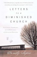 Letters to a Diminished Church Paperback