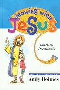 Growing With Jesus Hardback