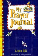 My Prayer Journal Dragonflies Hardback