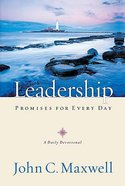 Leadership Promises For Every Day Hardback