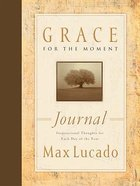 Grace For the Moment (Journal) Hardback