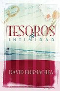 Tesoros De Intimidad (Treasures Of Intimacy) Paperback