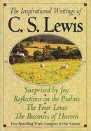 The Inspirational Writing of C S Lewis Hardback