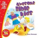 Awesome Bible Kids (Book/Cd) (My Travel Time Storybooks Series) Hardback