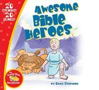 Awesome Bible Heroes (Book/Cd) (My Travel Time Storybooks Series) Hardback
