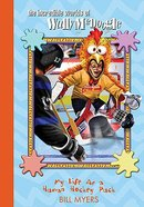 My Life as a Human Hockey Puck (#07 in Wally Mcdoogle Series) Hardback