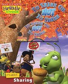 To Share Or Nut to Share (With CD) (Hermie And Friends Series) Board Book