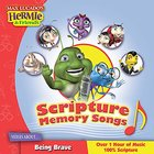 Being Brave (Hermie & Frinds Scripture Memory Songs Series)