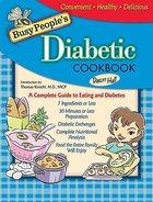 Busy People's Diabetic Cookbook Hardback
