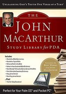 John Macarthur Study Library For Pda
