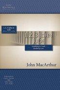 1, 2, 3 John & Jude (Macarthur Bible Study Series) Paperback