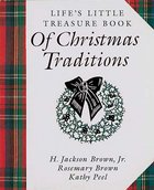 Life's Little Treasure Book of Christmas Traditions Hardback