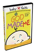 God Made Me (Baby Faith Series) DVD
