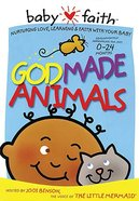 God Made Animals (Baby Faith Series) DVD