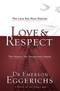 Love and Respect Hardback