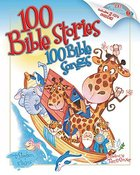 100 Bible Stories, 100 Bible Songs Hardback