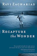 Recapture the Wonder Paperback