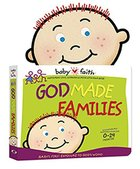 God Made Families (Baby Faith Books Series)