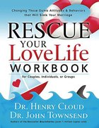 Rescue Your Love Life Workbook Paperback