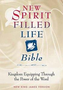 NKJV New Spirit Filled Life Bible British Tan