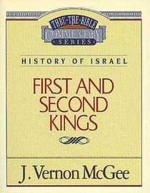 Thru the Bible OT #13: 1 & 2 Kings (#13 in Thru The Bible Old Testament Series)
