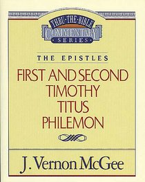 Ttb NT #50:1&2 Timothy Titus Philemon