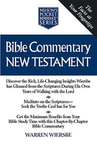Bible Commentary New Testament (Nelson Pocket Reference Series)