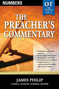 Numbers (#04 in Preachers Commentary Series)