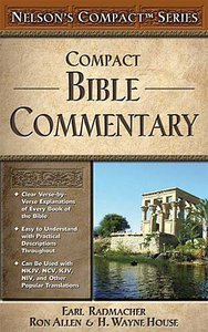 Nelsons Compact Bible Commentary