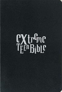 NKJV Extreme Teen Bible Black
