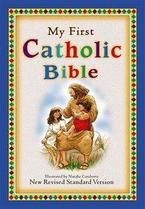 NRSV My First Catholic Bible