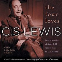 The Four Loves (2cds,Unabridged)