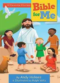 12 Favorite Stories (Bible For Me Series)