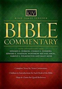 Bible Commentary KJV