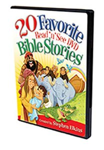 20 Favourite Read and See Bible Stories