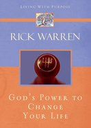 God's Power to Change Your Life Hardback