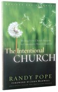 The Intentional Church