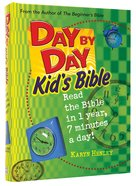 Day By Day Kid's Bible Hardback