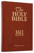 KJV Holy Bible 1611 Edition Includes Apocrypha