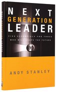 The Next Generation Leader Hardback
