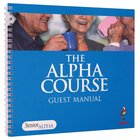 Guest Manual (Large Print) (Alpha Course)