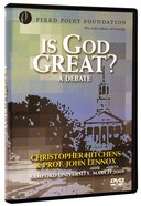 Lennox / Hitchens Debate: Is God Great? (Fixed Point Foundation Films Series) DVD