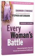Every Woman's Battle (Includes Workbook) Paperback