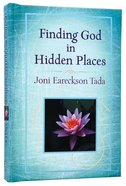 Finding God in Hidden Places Hardback