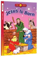 Jesus is Born (Happy Day Colouring & Activity Series) Paperback