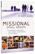 Missional Small Groups Paperback