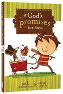 God's Promises For Boys Hardback