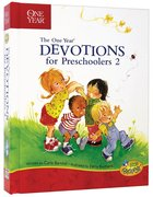 The One Year Book of Devotions For Preschoolers (Vol 2) Hardback